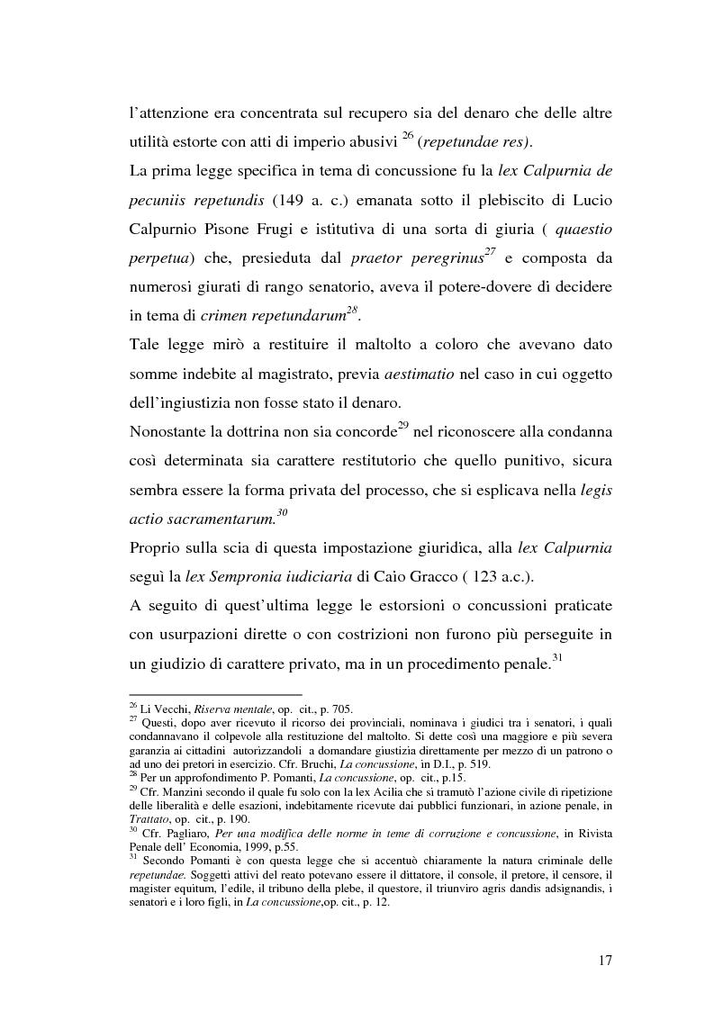Anteprima della tesi: La concussione, Pagina 12