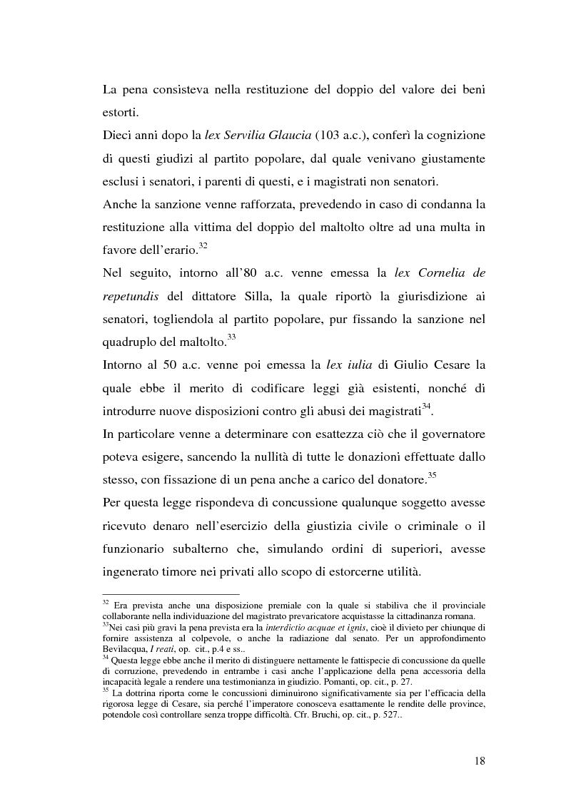Anteprima della tesi: La concussione, Pagina 13