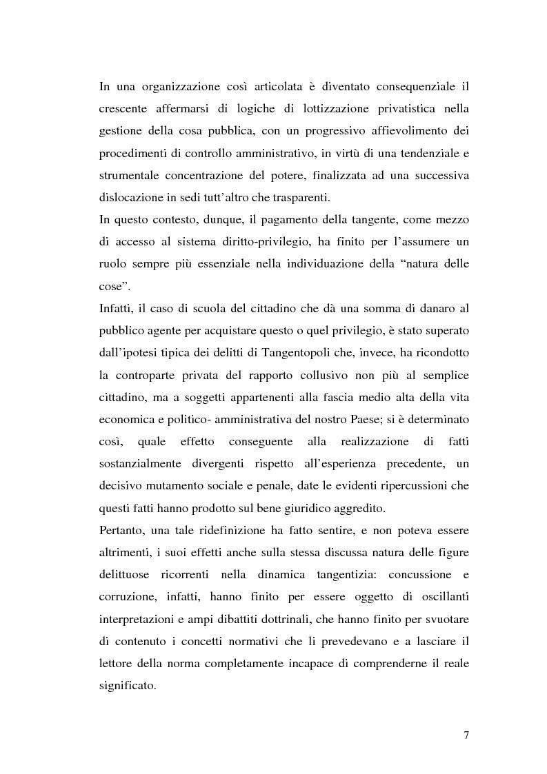 Anteprima della tesi: La concussione, Pagina 2