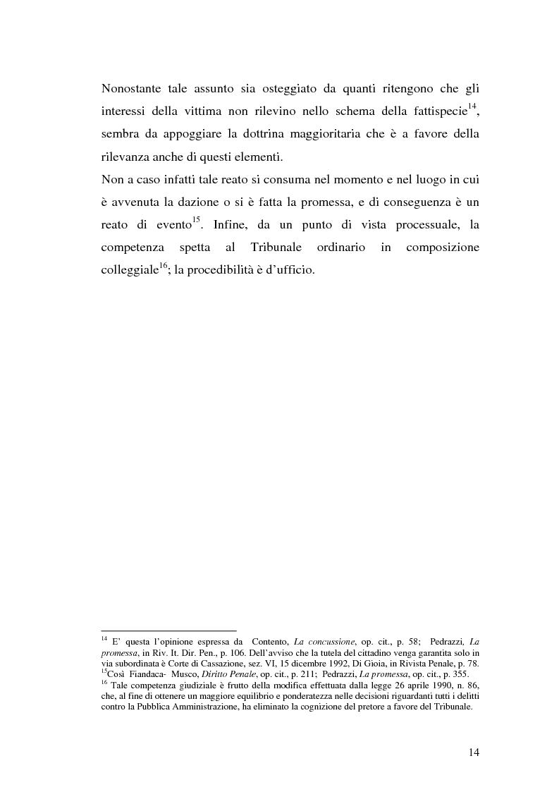 Anteprima della tesi: La concussione, Pagina 9