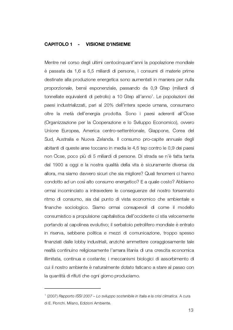 Anteprima della tesi: Modello di conversione di un'azienda di trasformazione alimentare convenzionale in eco-compatibile, Pagina 5