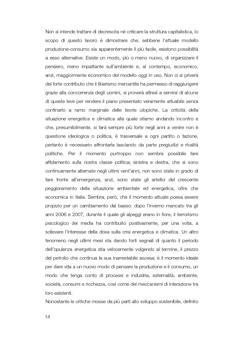 Anteprima della tesi: Modello di conversione di un'azienda di trasformazione alimentare convenzionale in eco-compatibile, Pagina 6