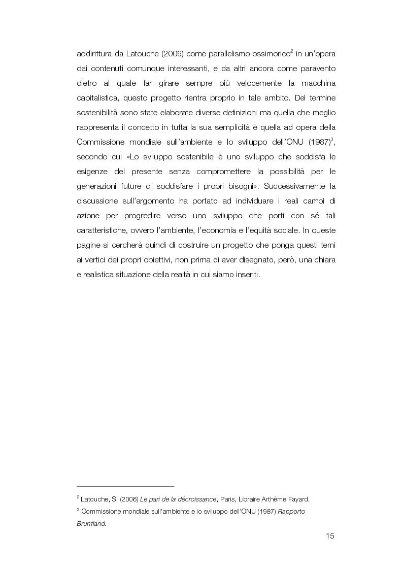 Anteprima della tesi: Modello di conversione di un'azienda di trasformazione alimentare convenzionale in eco-compatibile, Pagina 7