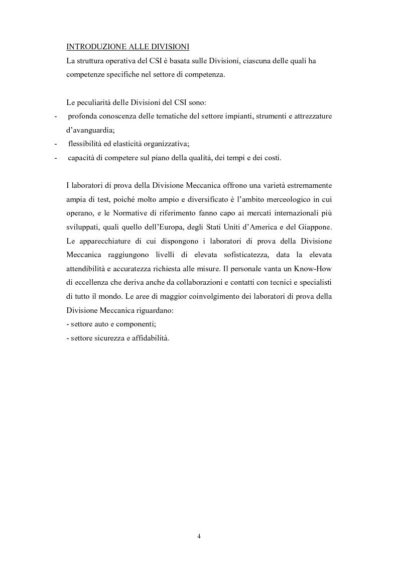 Anteprima della tesi: Analisi del sistema testing & omologazione caschi per motoveicoli stradali, Pagina 4
