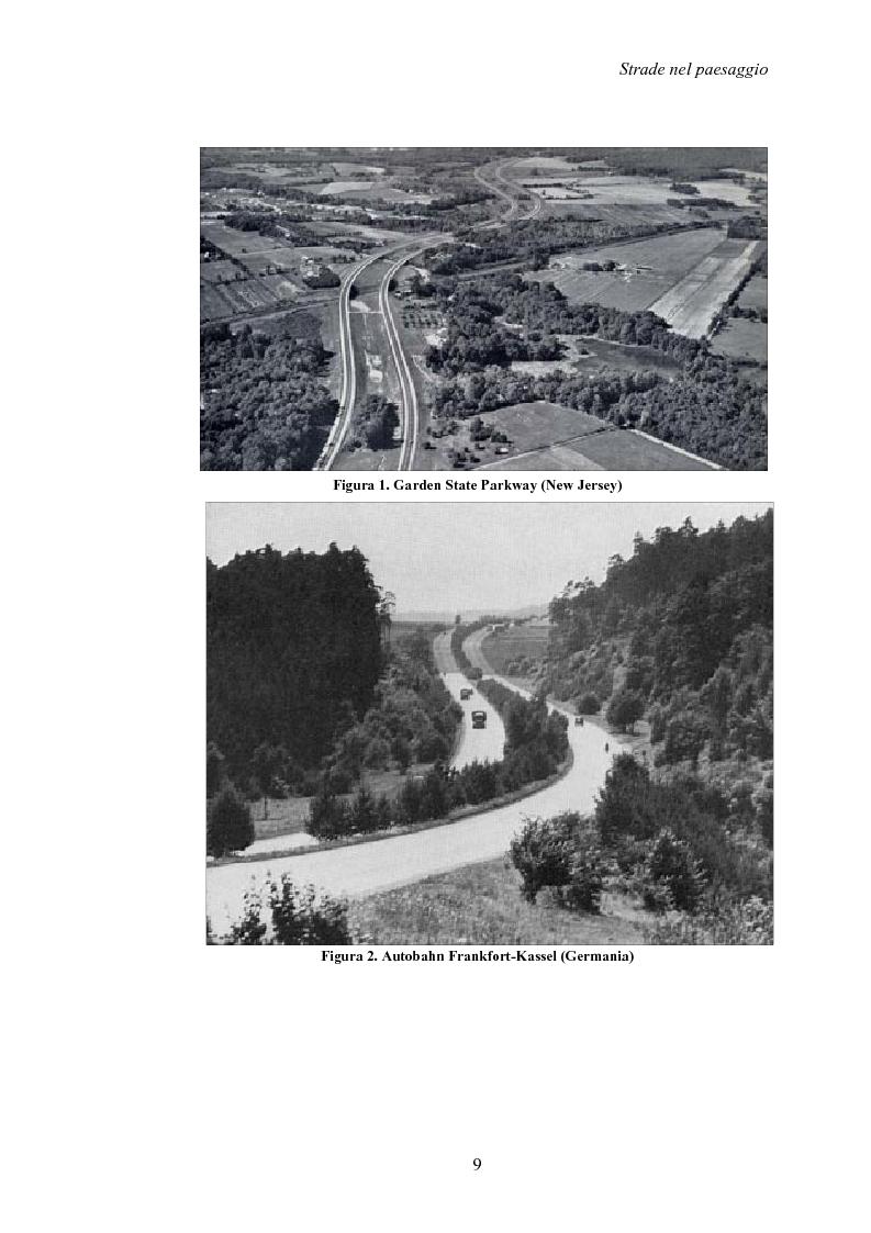 Anteprima della tesi: Nuove strade nel paesaggio - Studi di inserimento paesaggistico della circonvallazione di Carmagnola, Pagina 12