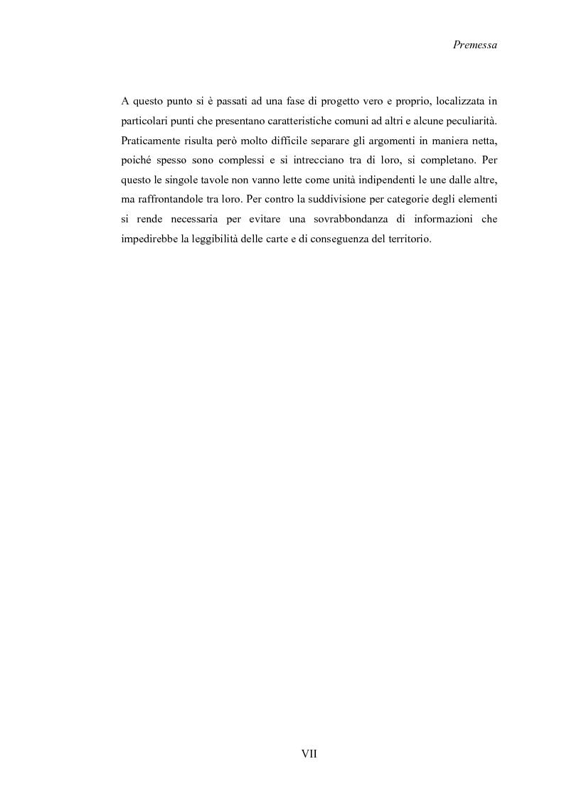 Anteprima della tesi: Nuove strade nel paesaggio - Studi di inserimento paesaggistico della circonvallazione di Carmagnola, Pagina 3