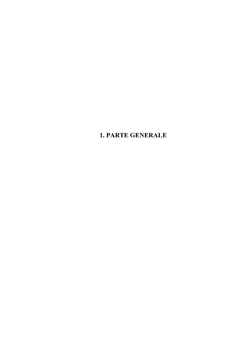 Anteprima della tesi: Nuove strade nel paesaggio - Studi di inserimento paesaggistico della circonvallazione di Carmagnola, Pagina 4