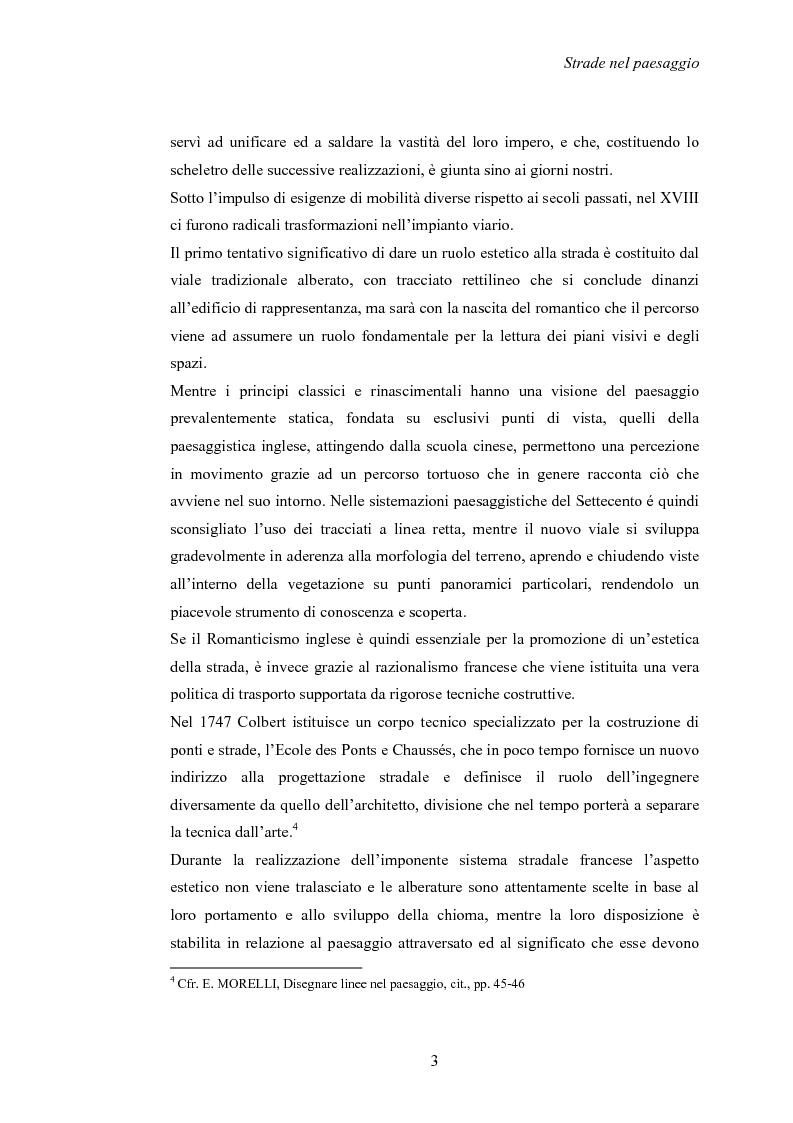 Anteprima della tesi: Nuove strade nel paesaggio - Studi di inserimento paesaggistico della circonvallazione di Carmagnola, Pagina 6