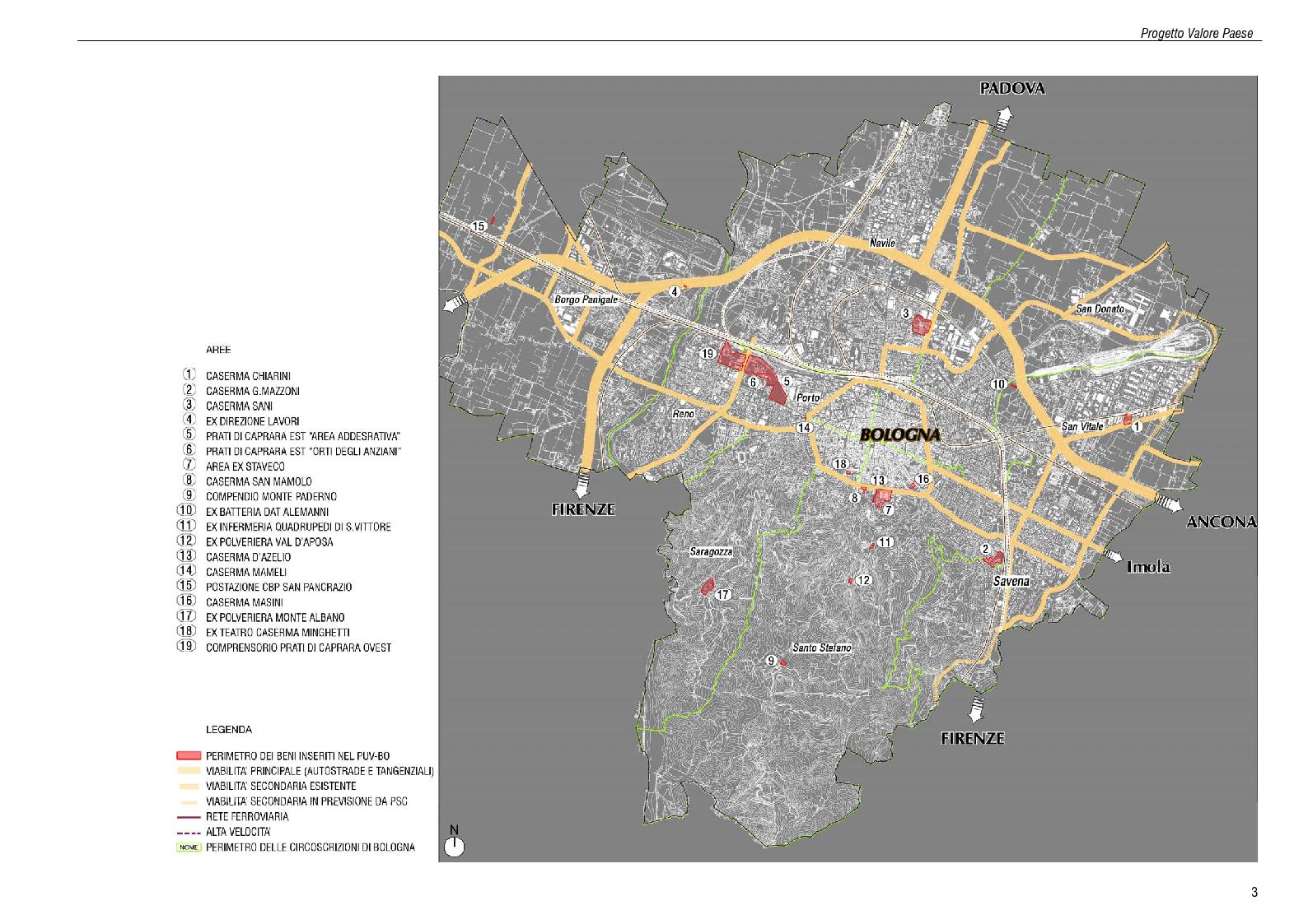 Anteprima della tesi: Progetto del parco urbano Maggiore-Caprara, Pagina 3
