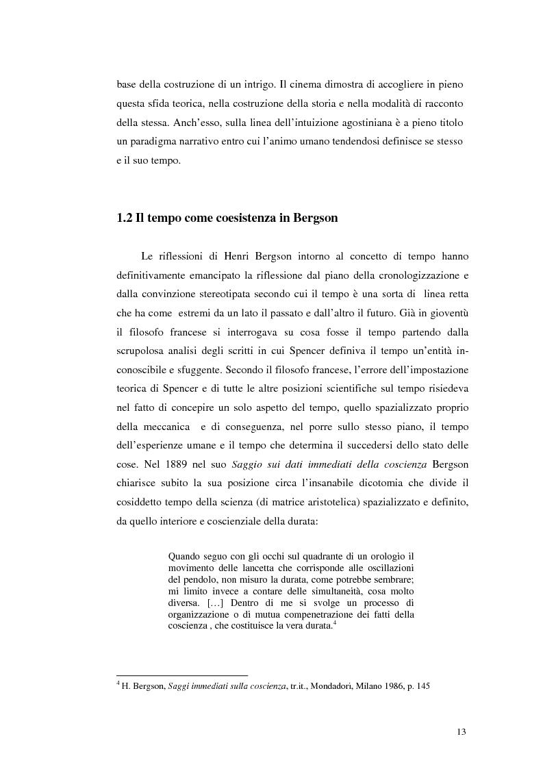 Anteprima della tesi: Il tempo nel cinema orientale contemporaneo, Pagina 11