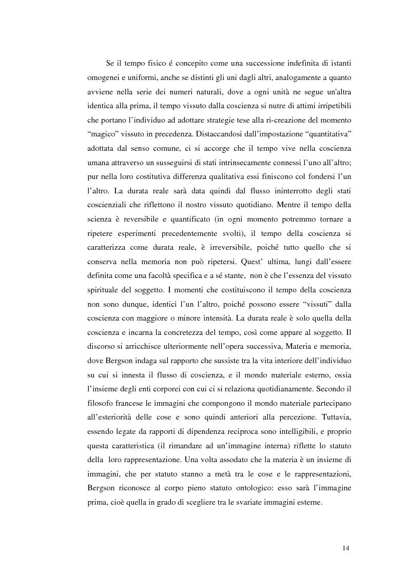 Anteprima della tesi: Il tempo nel cinema orientale contemporaneo, Pagina 12