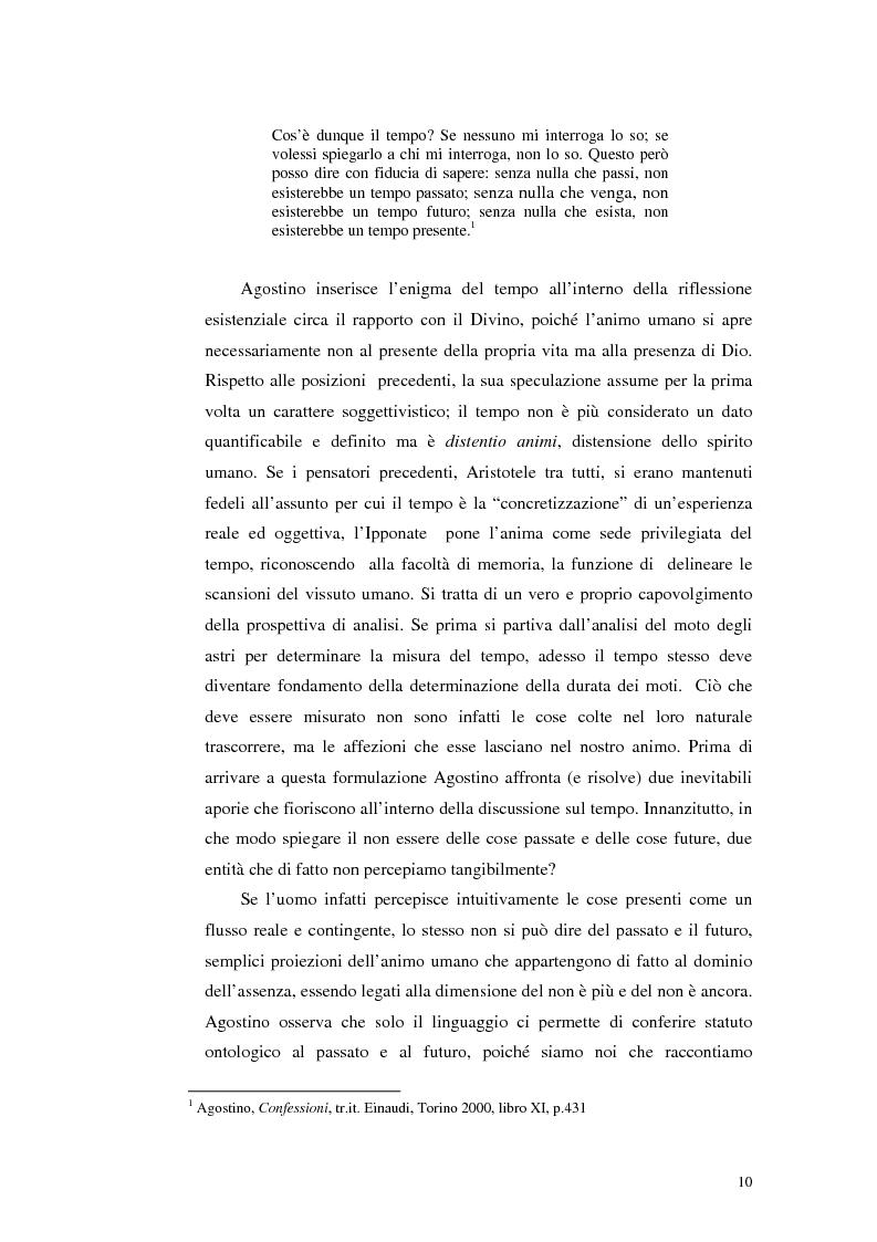 Anteprima della tesi: Il tempo nel cinema orientale contemporaneo, Pagina 8