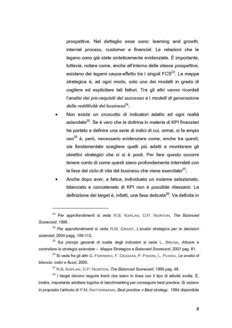 Anteprima della tesi: Pianificazione e controllo strategico nelle aziende multi-servizio: il caso Iride, Pagina 10