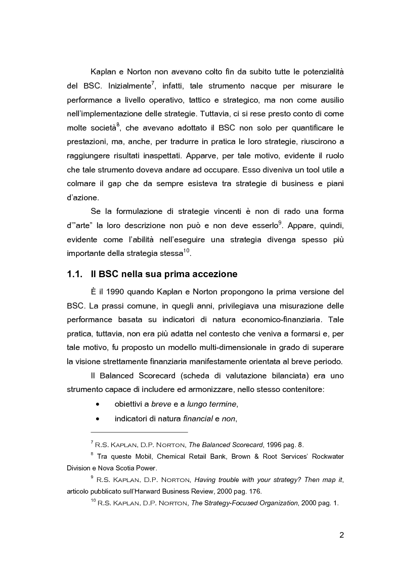 Anteprima della tesi: Pianificazione e controllo strategico nelle aziende multi-servizio: il caso Iride, Pagina 4