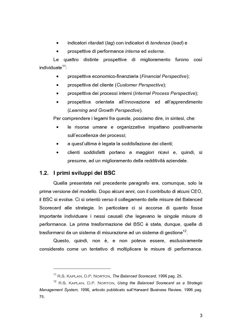 Anteprima della tesi: Pianificazione e controllo strategico nelle aziende multi-servizio: il caso Iride, Pagina 5