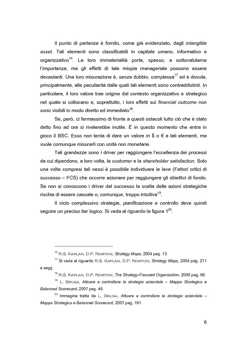 Anteprima della tesi: Pianificazione e controllo strategico nelle aziende multi-servizio: il caso Iride, Pagina 8