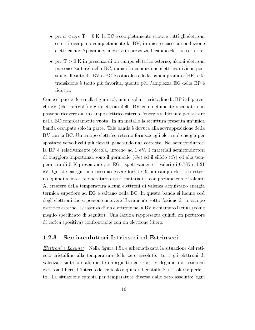 Anteprima della tesi: Celle solari ad alta efficienza in GaAs per applicazioni spaziali, Pagina 9
