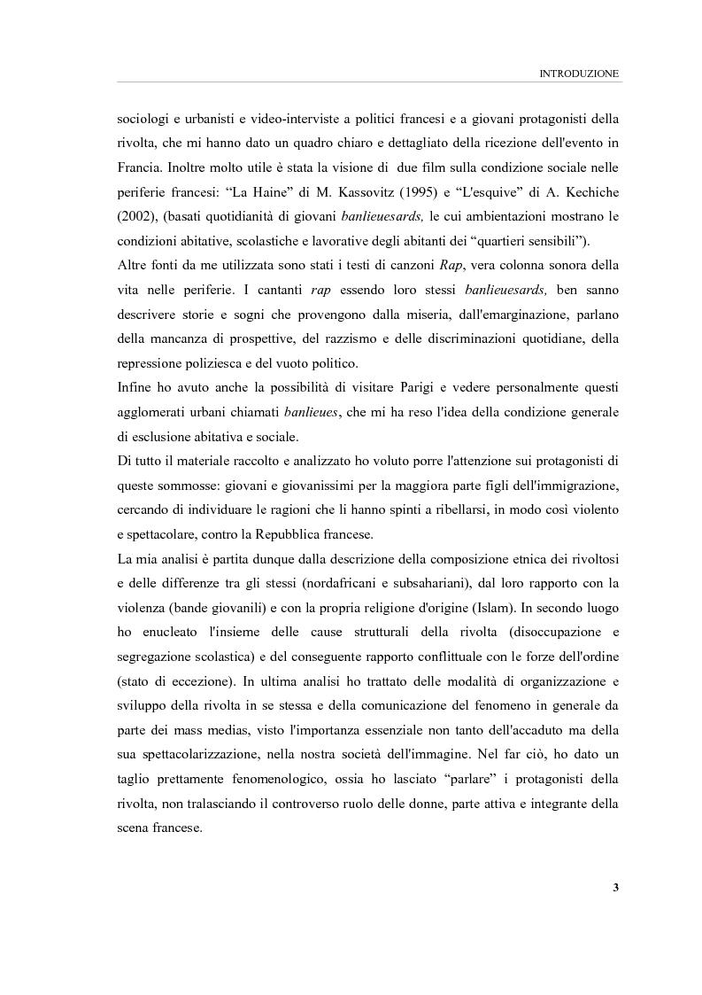 Anteprima della tesi: Banlieues: i luoghi dell'emarginazione, Pagina 3