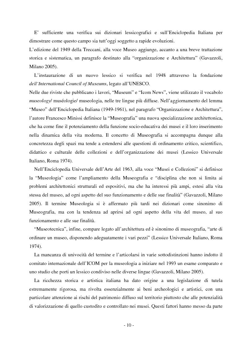 Anteprima della tesi: Comunicare un patrimonio: il Parco Geominerario Storico e Ambientale della Sardegna, Pagina 7