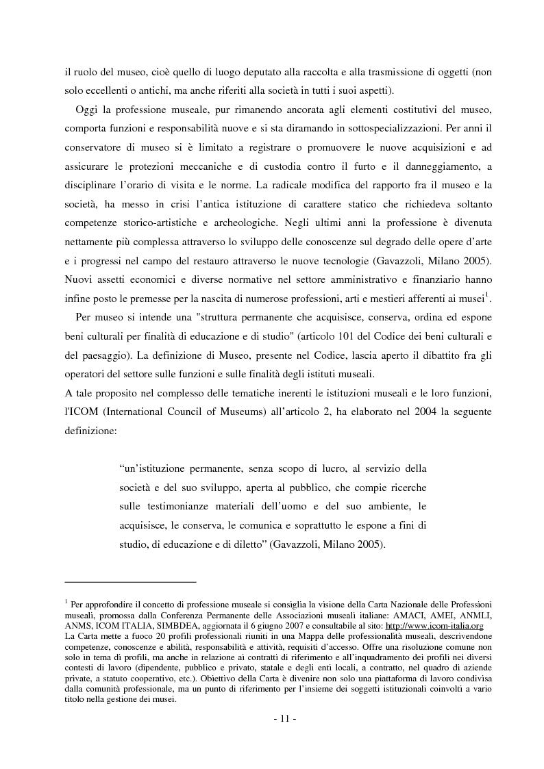 Anteprima della tesi: Comunicare un patrimonio: il Parco Geominerario Storico e Ambientale della Sardegna, Pagina 8