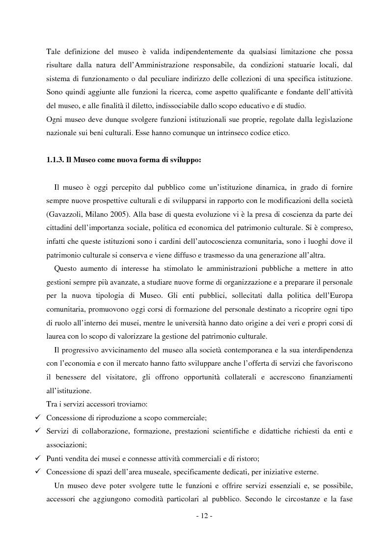 Anteprima della tesi: Comunicare un patrimonio: il Parco Geominerario Storico e Ambientale della Sardegna, Pagina 9