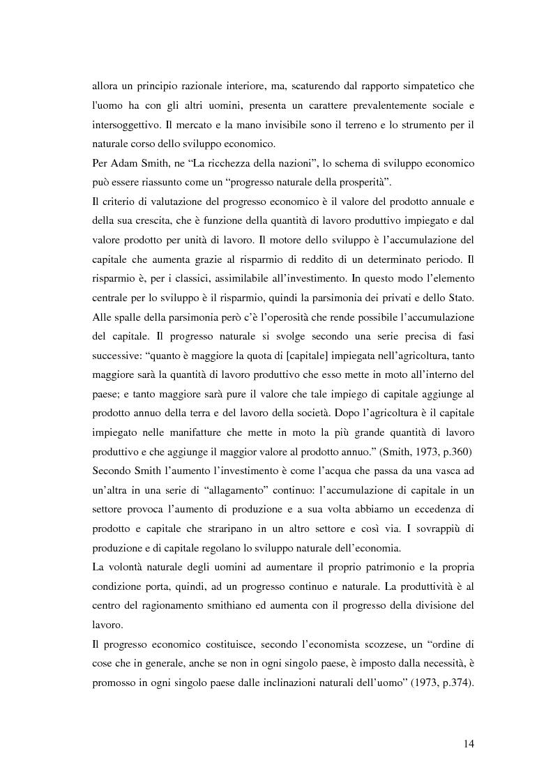 Anteprima della tesi: Sviluppo civile: per una critica simpatetica del paradigma dello sviluppo, Pagina 11