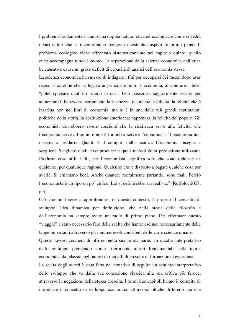 Anteprima della tesi: Sviluppo civile: per una critica simpatetica del paradigma dello sviluppo, Pagina 4