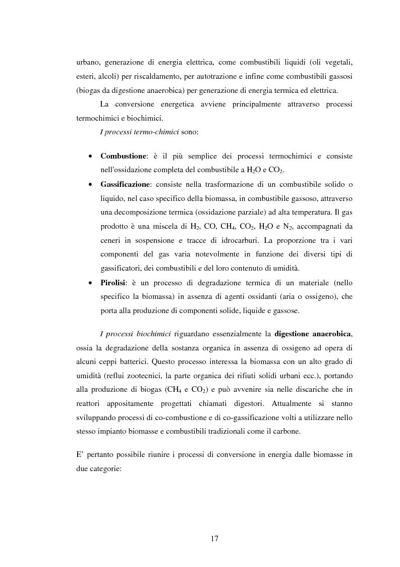 Anteprima della tesi: La sperimentazione di colture energetiche nel Parco dell'Alta Murgia: analisi del processo produttivo della Brassica Carinata, Pagina 15