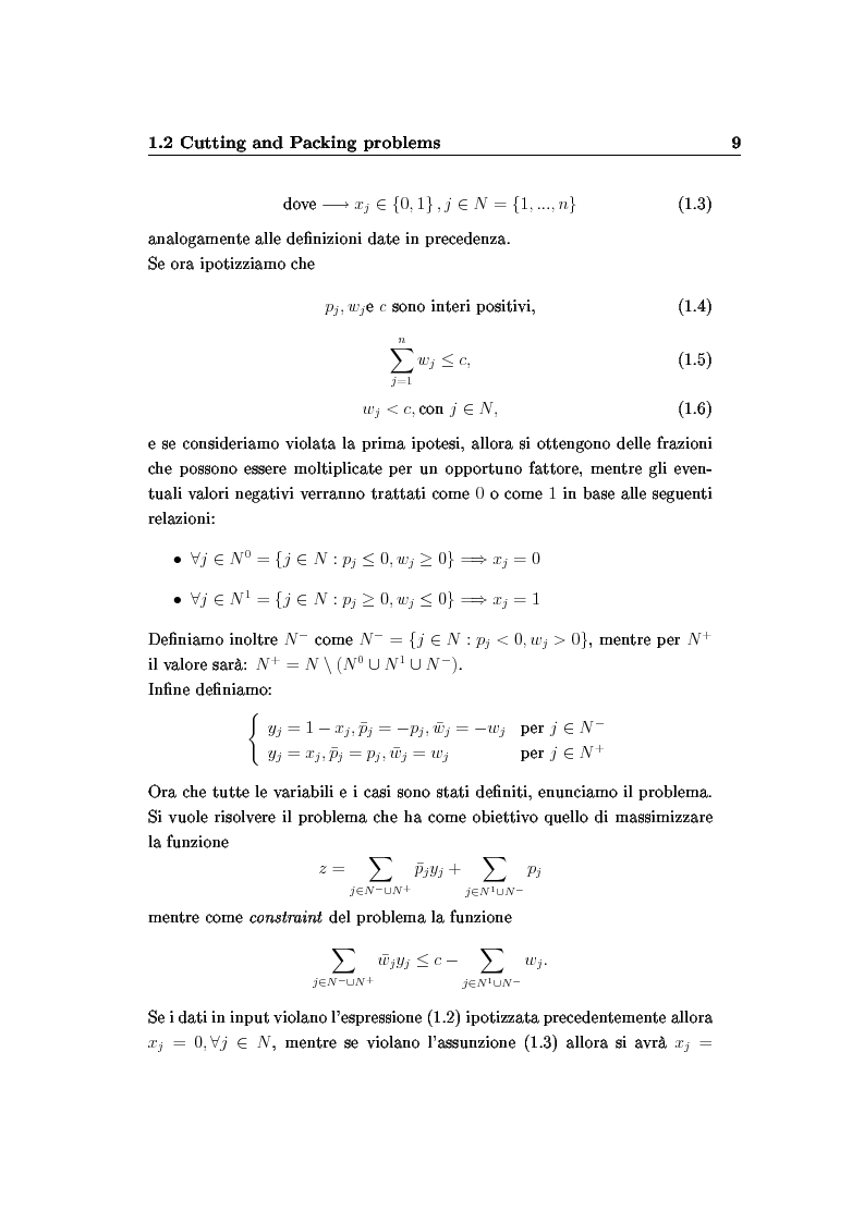 Anteprima della tesi: Modelli e algoritmi per l'ottimizzazione di layout fieristici, Pagina 11
