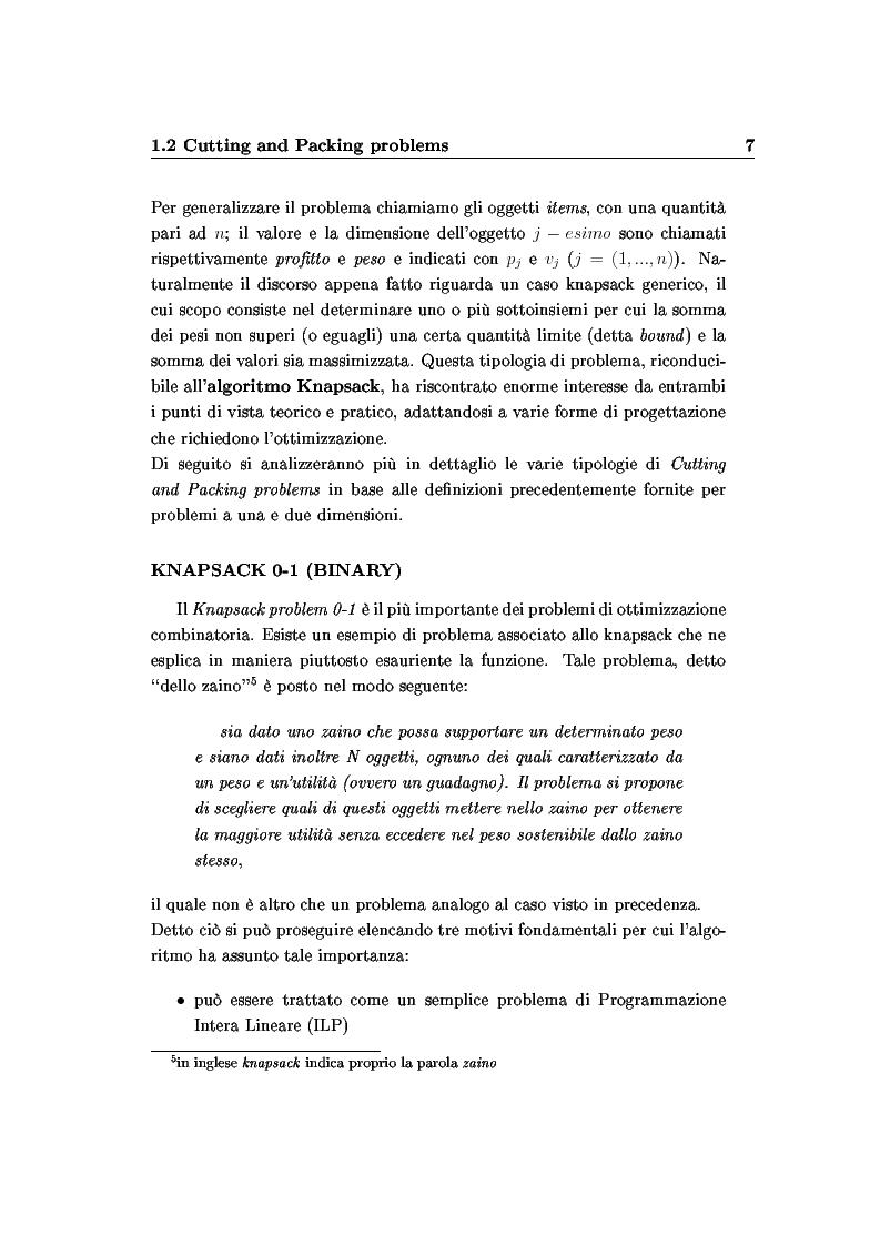 Anteprima della tesi: Modelli e algoritmi per l'ottimizzazione di layout fieristici, Pagina 9