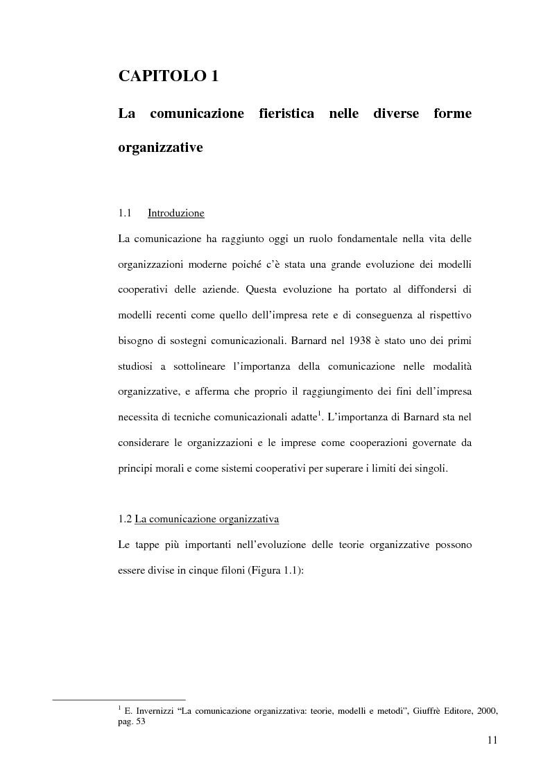 Anteprima della tesi: Nuove strategie comunicative: il gruppo Aquolina, Pagina 5