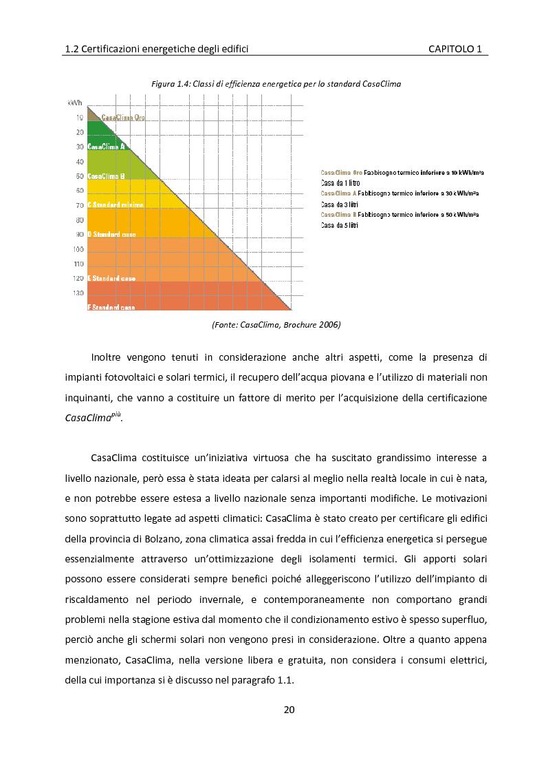 Anteprima della tesi: Building automation ed efficienza energetica: metodologia di valutazione del risparmio energetico conseguibile mediante controllo integrato dell'illuminazione e delle protezioni solari, Pagina 14
