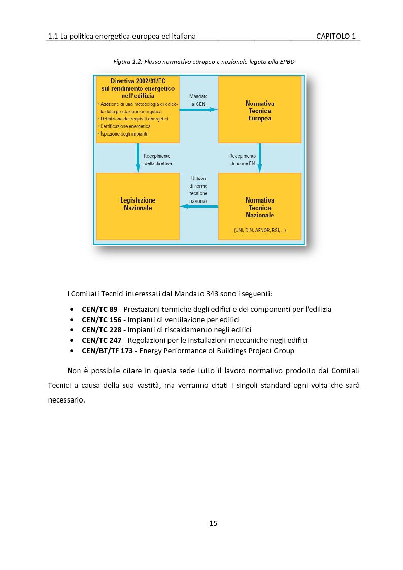 Anteprima della tesi: Building automation ed efficienza energetica: metodologia di valutazione del risparmio energetico conseguibile mediante controllo integrato dell'illuminazione e delle protezioni solari, Pagina 9