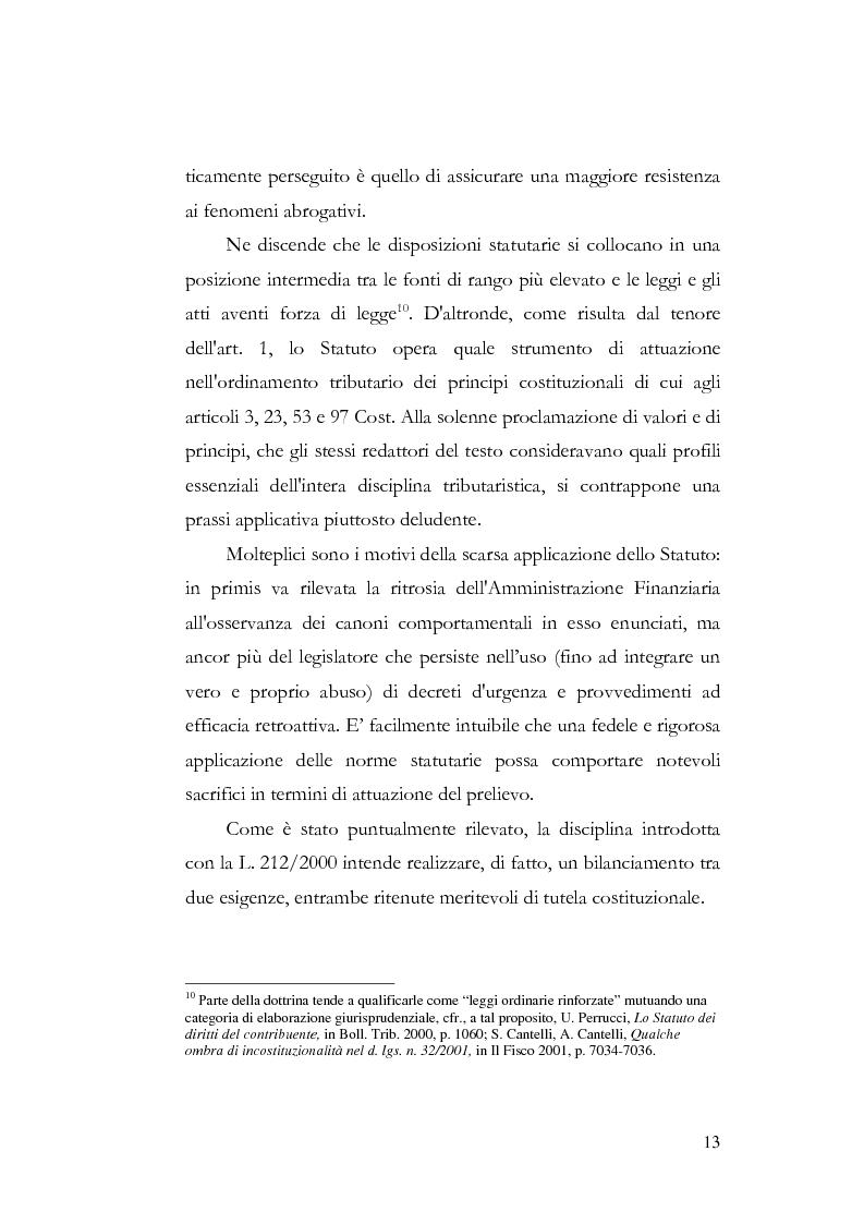 Anteprima della tesi: I profili costituzionali della responsabilità d'imposta, Pagina 11