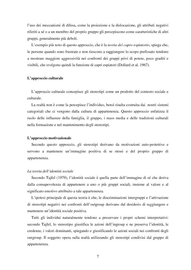 Anteprima della tesi: Aquile in fuga. L'immigrazione albanese in Italia tra costruzioni mediatiche, vincoli legislativi e sogni d'integrazione, Pagina 3