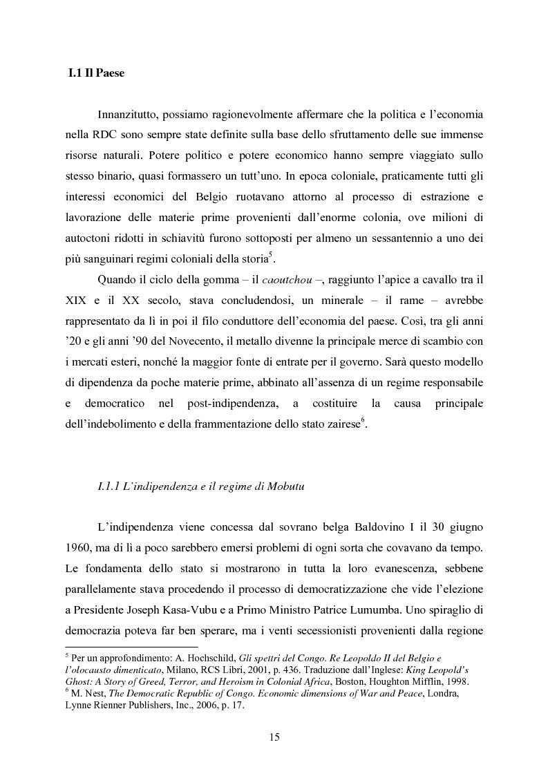 """Anteprima della tesi: """"Kadogo"""": bambini-soldato della Repubblica Democratica del Congo. Il caso dei Mayi-mayi in Kivu, Pagina 13"""