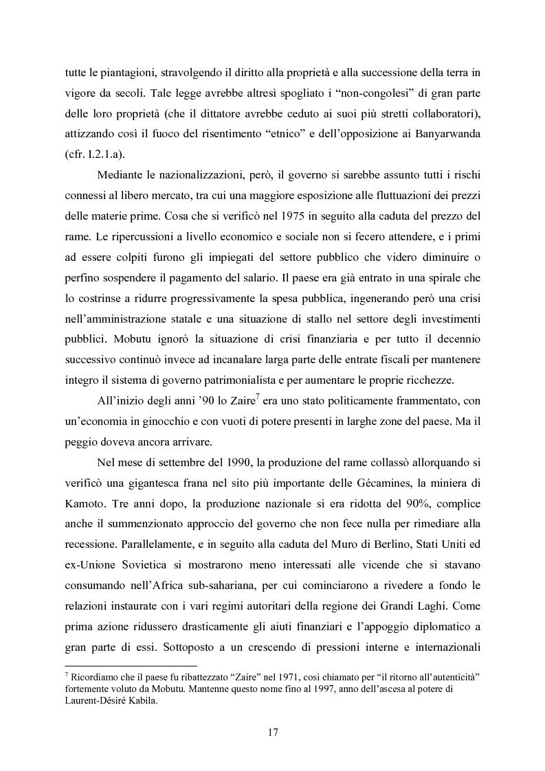"""Anteprima della tesi: """"Kadogo"""": bambini-soldato della Repubblica Democratica del Congo. Il caso dei Mayi-mayi in Kivu, Pagina 15"""