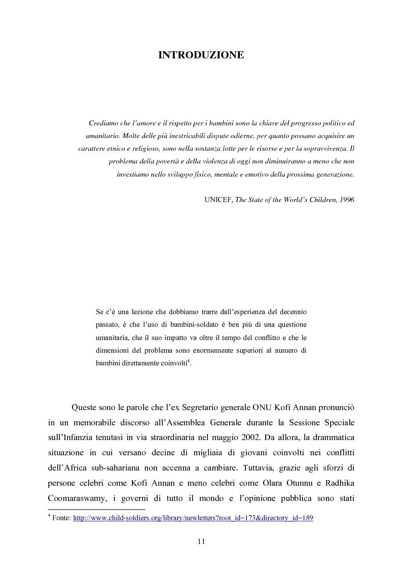 """Anteprima della tesi: """"Kadogo"""": bambini-soldato della Repubblica Democratica del Congo. Il caso dei Mayi-mayi in Kivu, Pagina 9"""