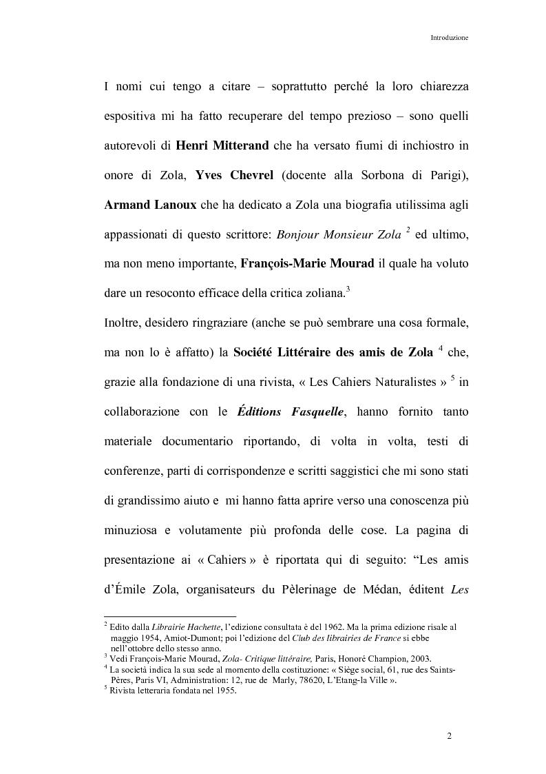 Anteprima della tesi: Thérèse Raquin: tra naturalismo ed impressionismo, Pagina 2