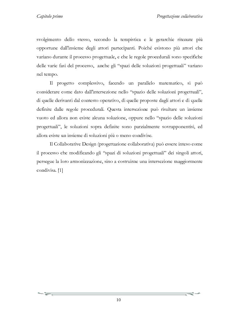 Anteprima della tesi: Un ambiente di interoperabilità per sistemi CAD eterogenei nell'ambito della Progettazione Architettonica Collaborativa, Pagina 4