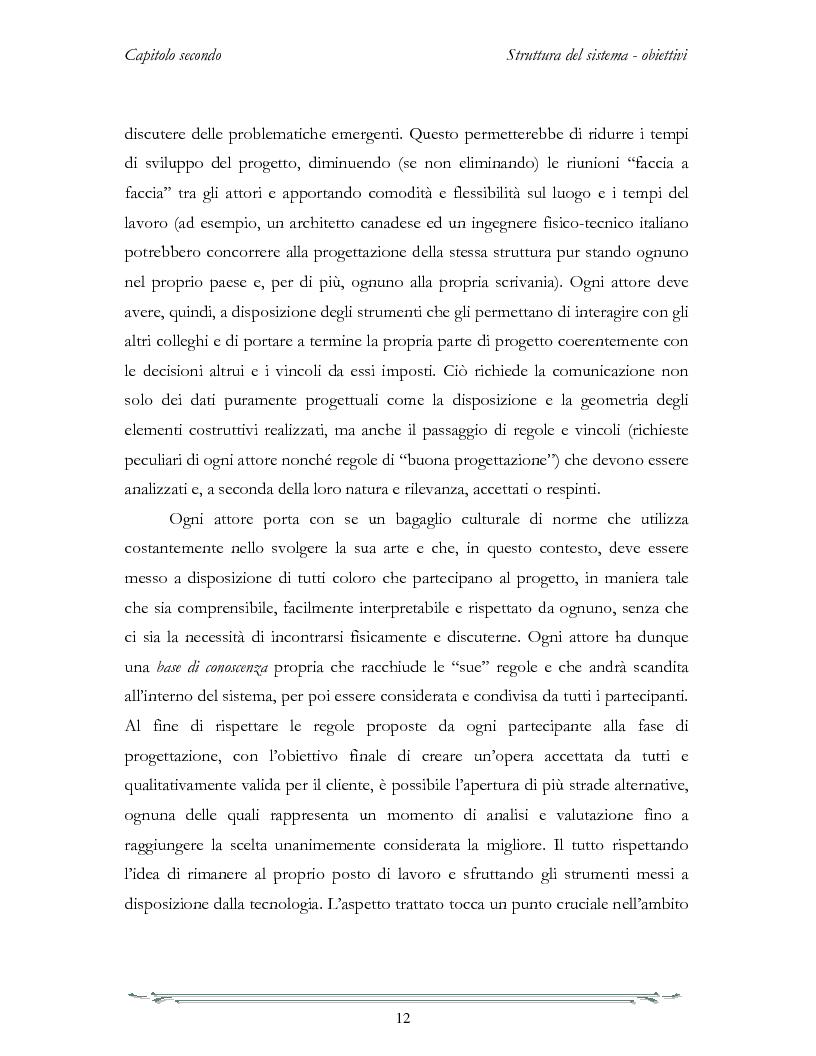 Anteprima della tesi: Un ambiente di interoperabilità per sistemi CAD eterogenei nell'ambito della Progettazione Architettonica Collaborativa, Pagina 6
