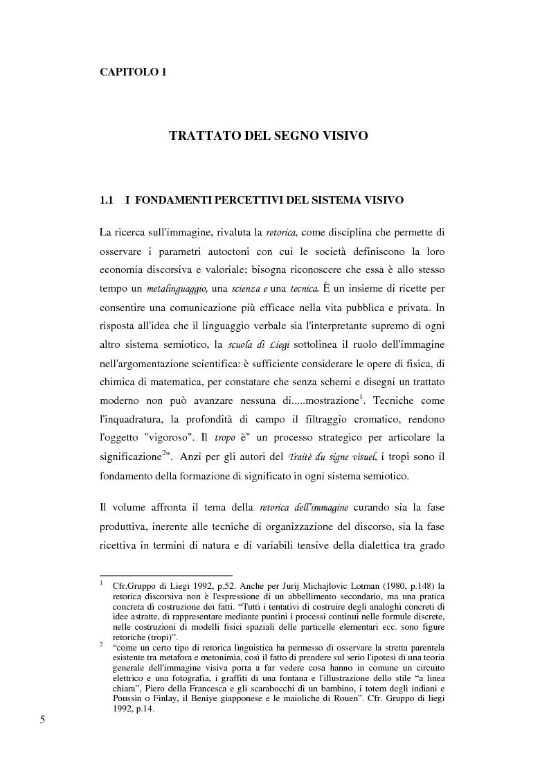 Anteprima della tesi: La visual identity nella costruzione della 32 America's Cup passando dal segno visivo, Pagina 5