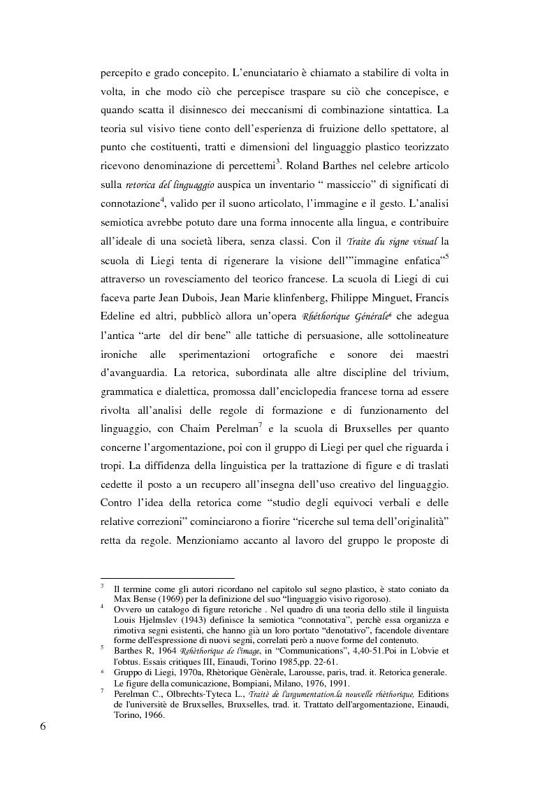 Anteprima della tesi: La visual identity nella costruzione della 32 America's Cup passando dal segno visivo, Pagina 6
