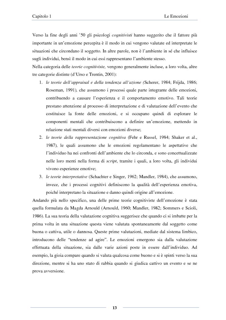 Anteprima della tesi: Il design emozionale dei loghi: effetti delle caratteristiche grafiche e semantiche, Pagina 11