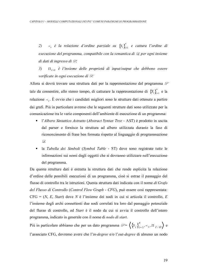 Anteprima della tesi: Analisi di un ambiente simbolico per lo sviluppo di un compilatore parallelizzante, Pagina 13