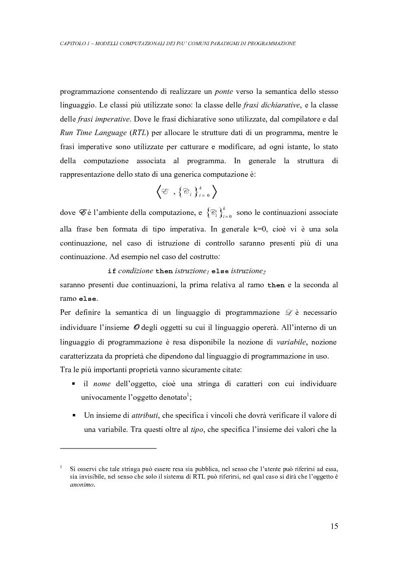 Anteprima della tesi: Analisi di un ambiente simbolico per lo sviluppo di un compilatore parallelizzante, Pagina 9