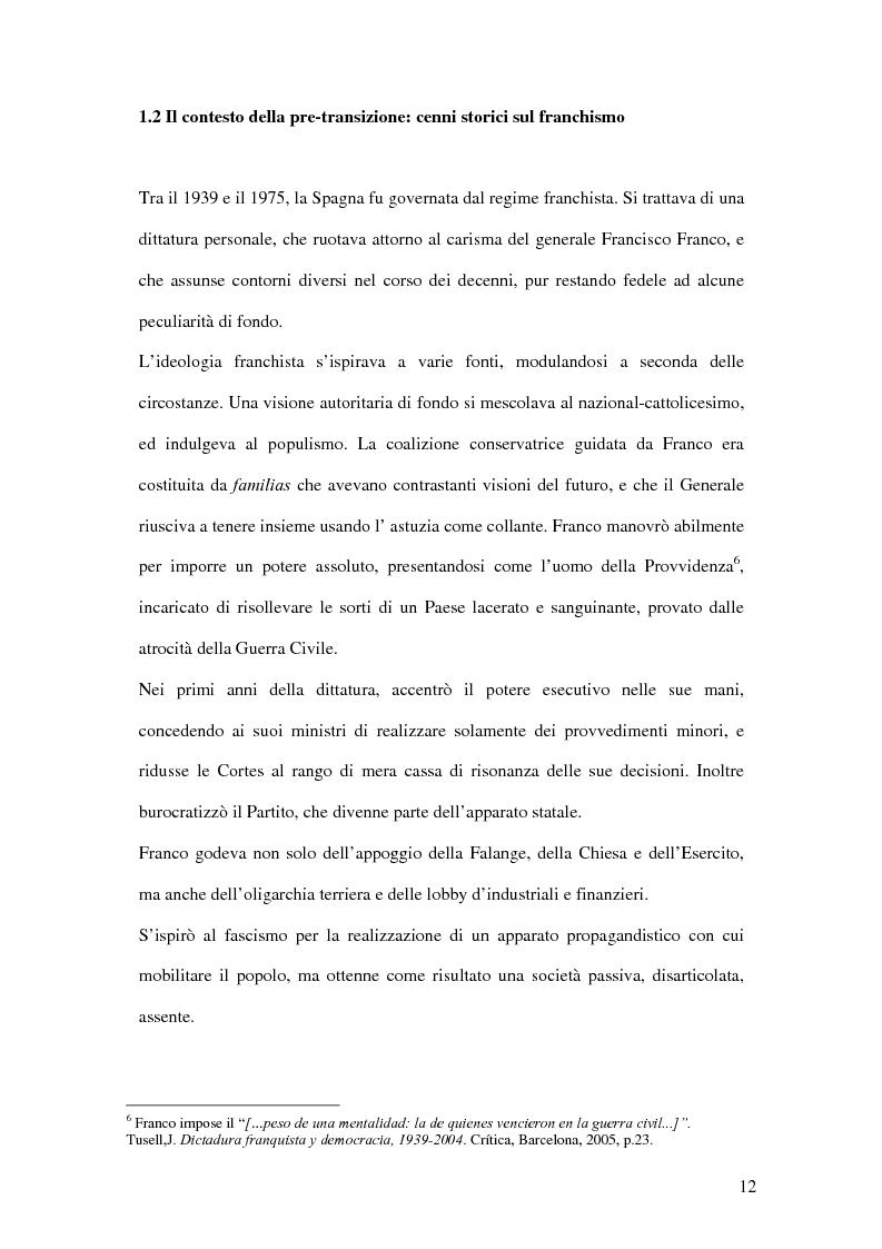 Anteprima della tesi: Il ruolo de El País nella transizione democratica spagnola tra il 1976 e il 1982, Pagina 8