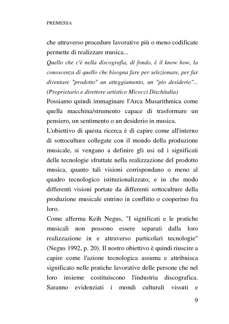 Anteprima della tesi: L'Arca Musarithmica. Quadri e azione tecnologica nell'industria discografica italiana, Pagina 3