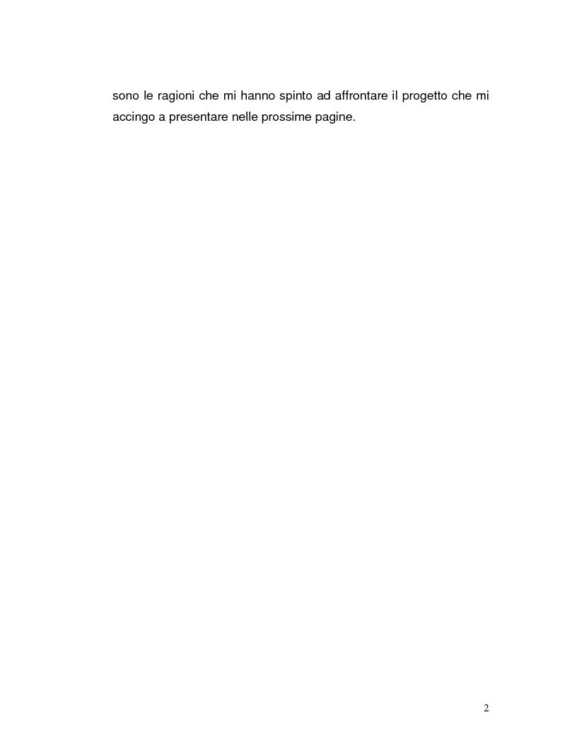 Anteprima della tesi: Trasporto automatico leggero tra la linea ferroviaria Foligno-Terontola e l'aeroporto internazionale di Sant'Egidio. Progetto della stazione d'interscambio di Ospedalicchio., Pagina 2