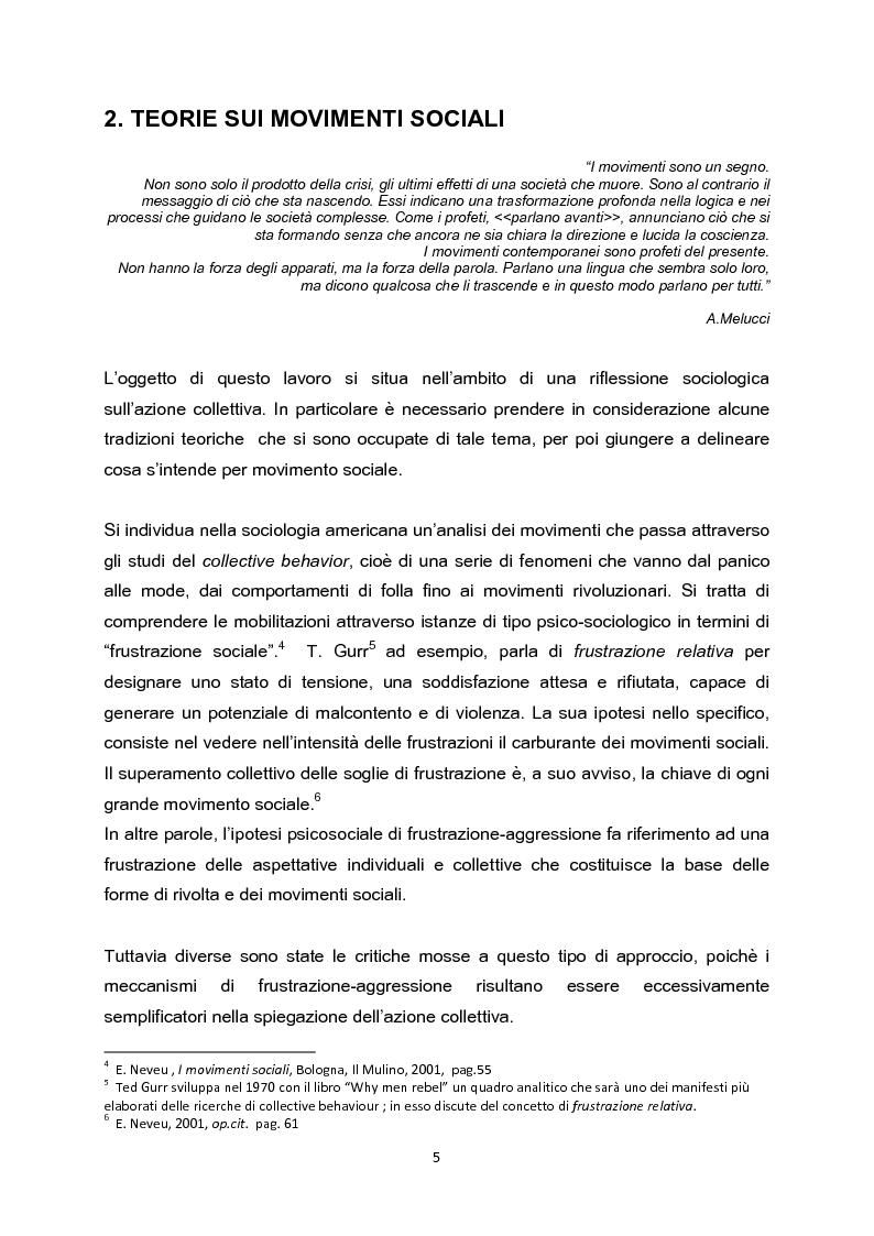 Anteprima della tesi: La testa indipendente. Movimenti sociali urbani e centri sociali autogestiti, Pagina 3